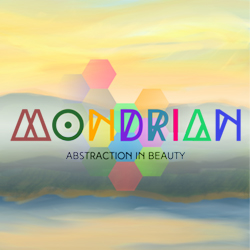 Mondrian-Abstraction in    Beauty